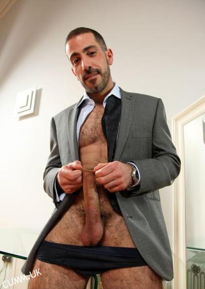 Hung Hairy Men 4 skin 7