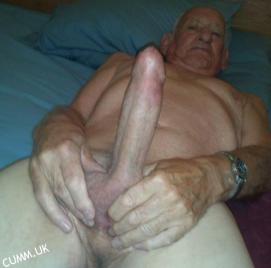 hung grandad dick