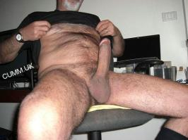 mature silver daddy huge big fat cock