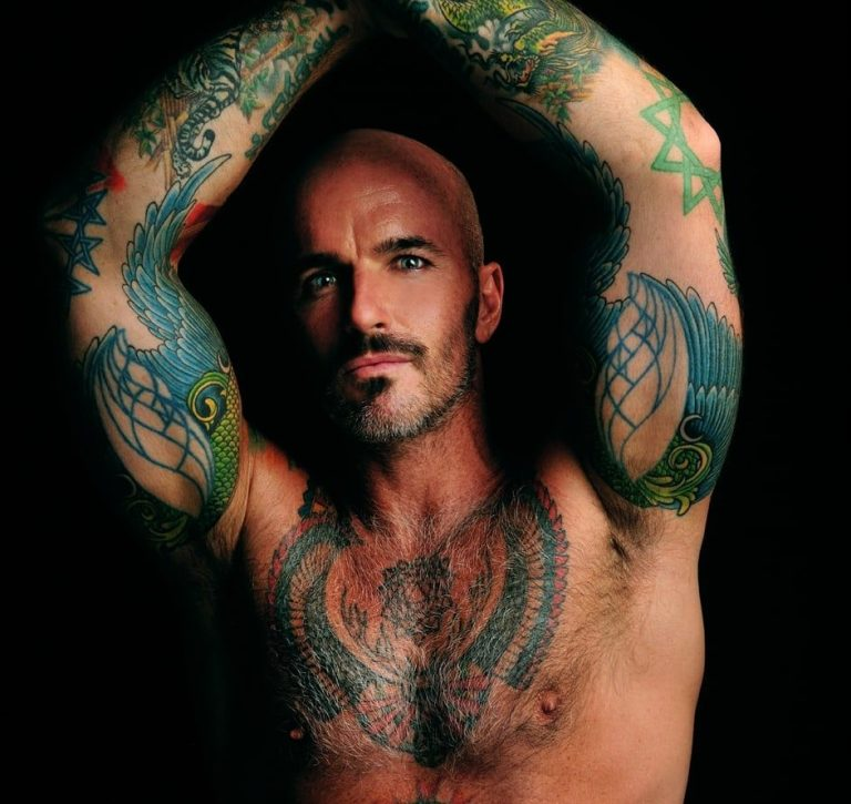 Arian Levanael – The World's Sexiest Men