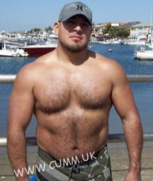 images of masculinity big daddy bear
