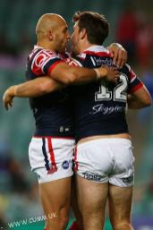 bromances heterosexualityrugby kisses and bulging buttocks