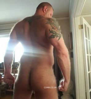 daddy hairy arse