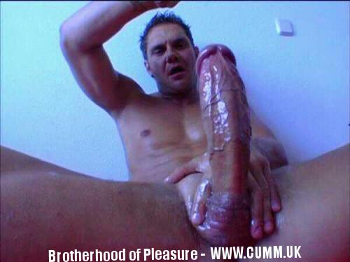 lust for cock mature man