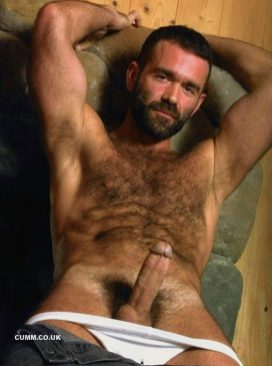 daddy new cockring and erection more stronger