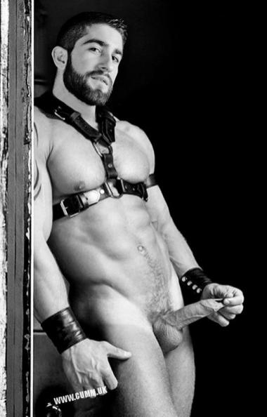 another guy needs and feels leather master