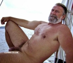 mature naked daddy sailor sexy hairy