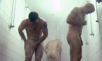 cheeky rugger naked rugby showers