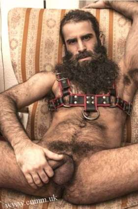male body odor decreases stress hairy lumbersexual naked