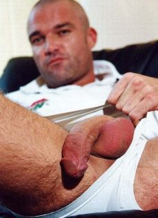 Big Beefy British Bulls thick dick rugby