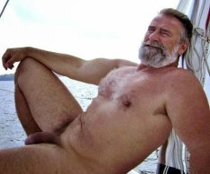 Hung Old Men Turn You On mature naked daddy sailor sexy hairy