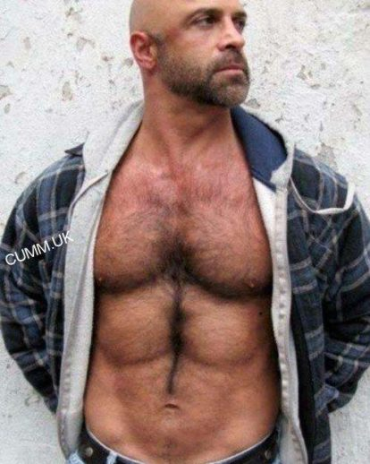 hairy chest adam