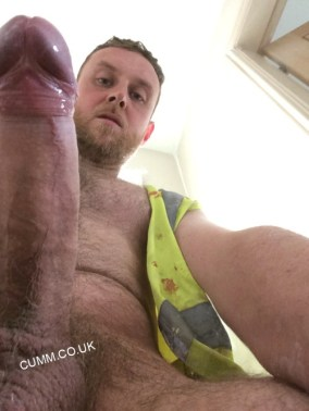 Blue-collar workers wanking