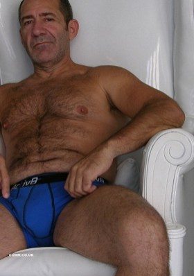 Do Hung Old Men Turn You On daddy