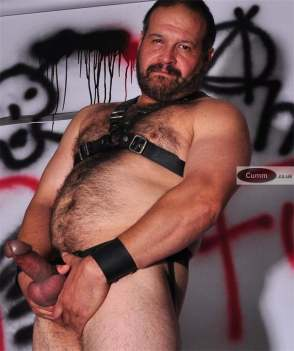 Ejaculate-Daily-leather-daddy-dom
