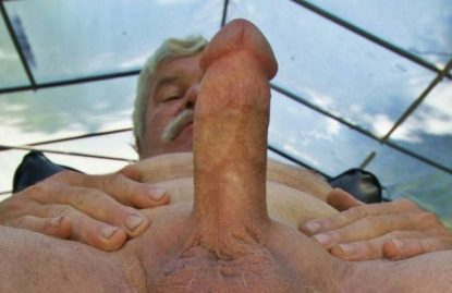 men masturbate grandpa big dick