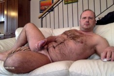 hairy chest kevin