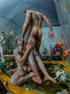 flowers-and-naked-men