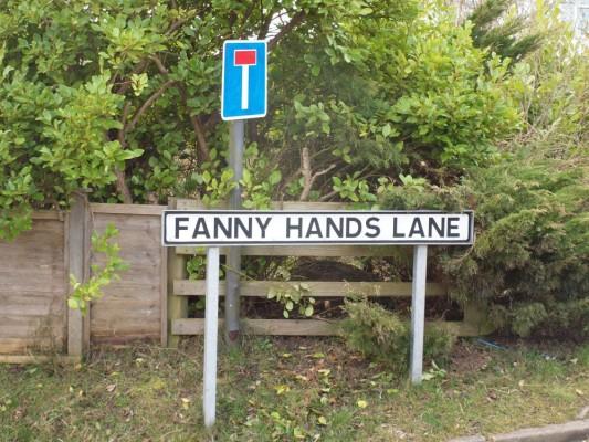 Rude street names decrease property prices