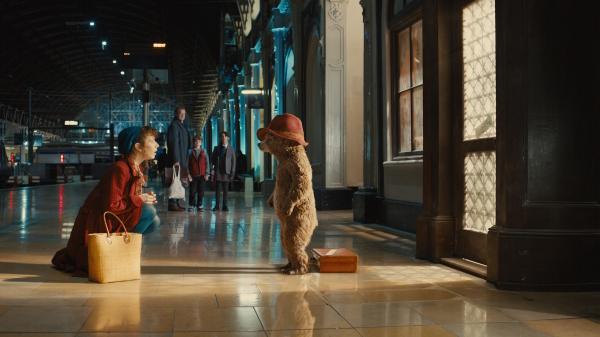 Paddington Bear film still