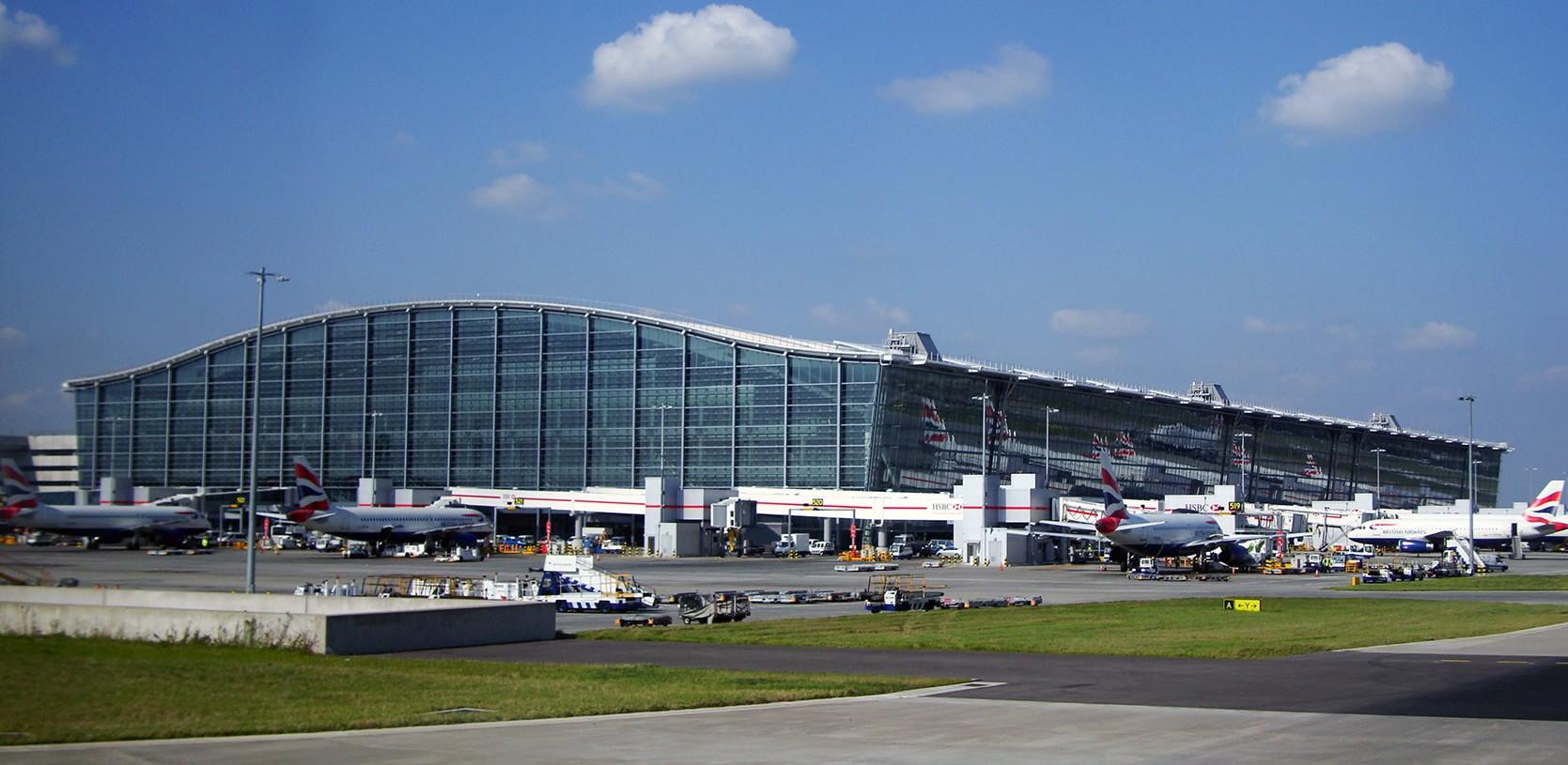 Resultado de imagen para london airport