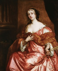 Sir Peter Lely, Elizabeth Hamilton, Countess of Gramont, c.1663