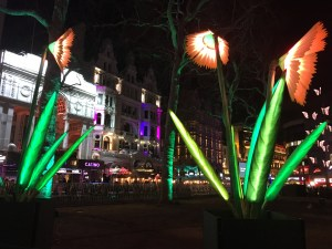 Leicester Square - Nightlife - Lumiere London 2018