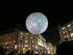 Origin of the World Bubble 2018 - Lumiere London 2018