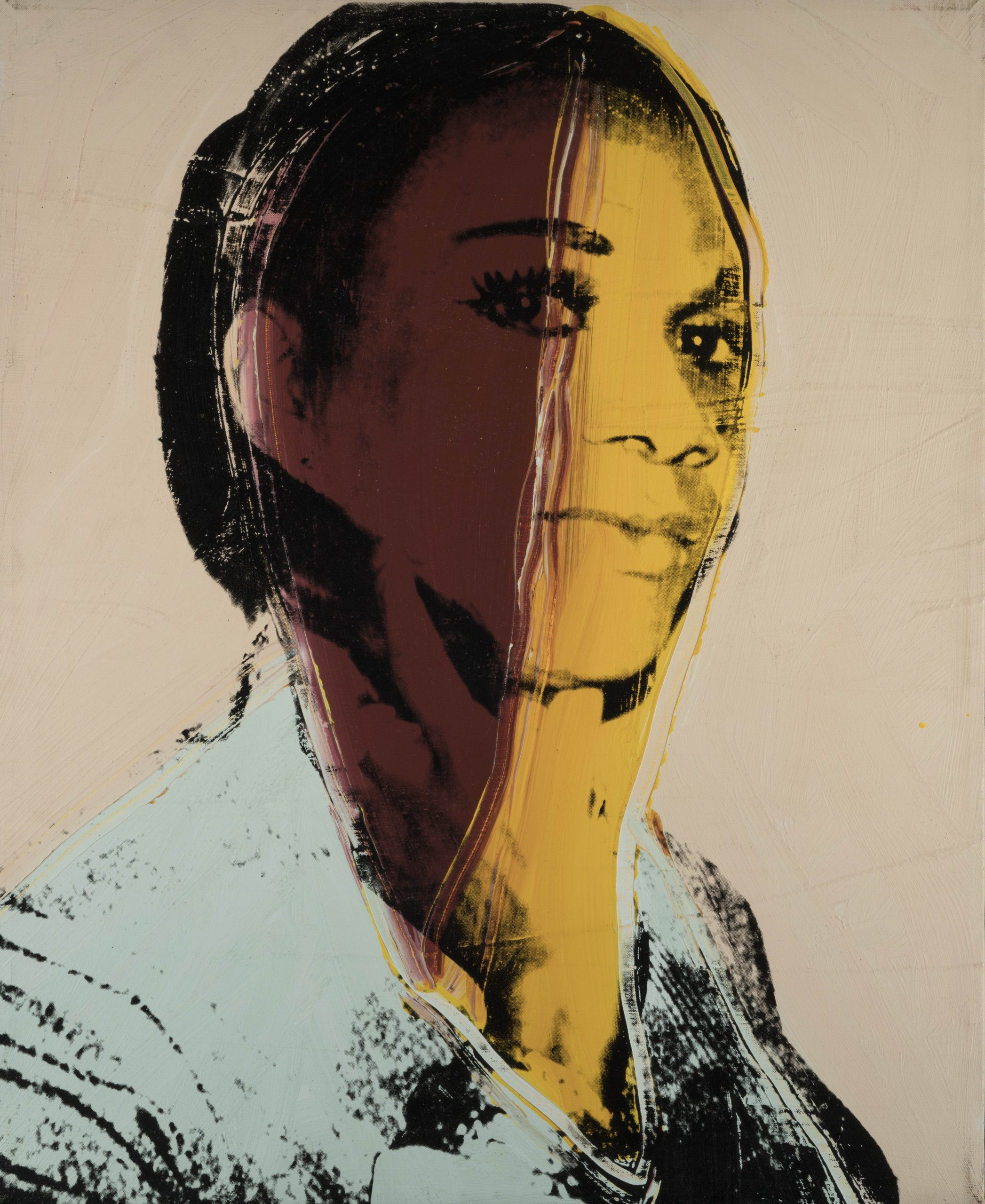 Andy Warhol - Ladies and Gentlemen (Alphanso Panell)