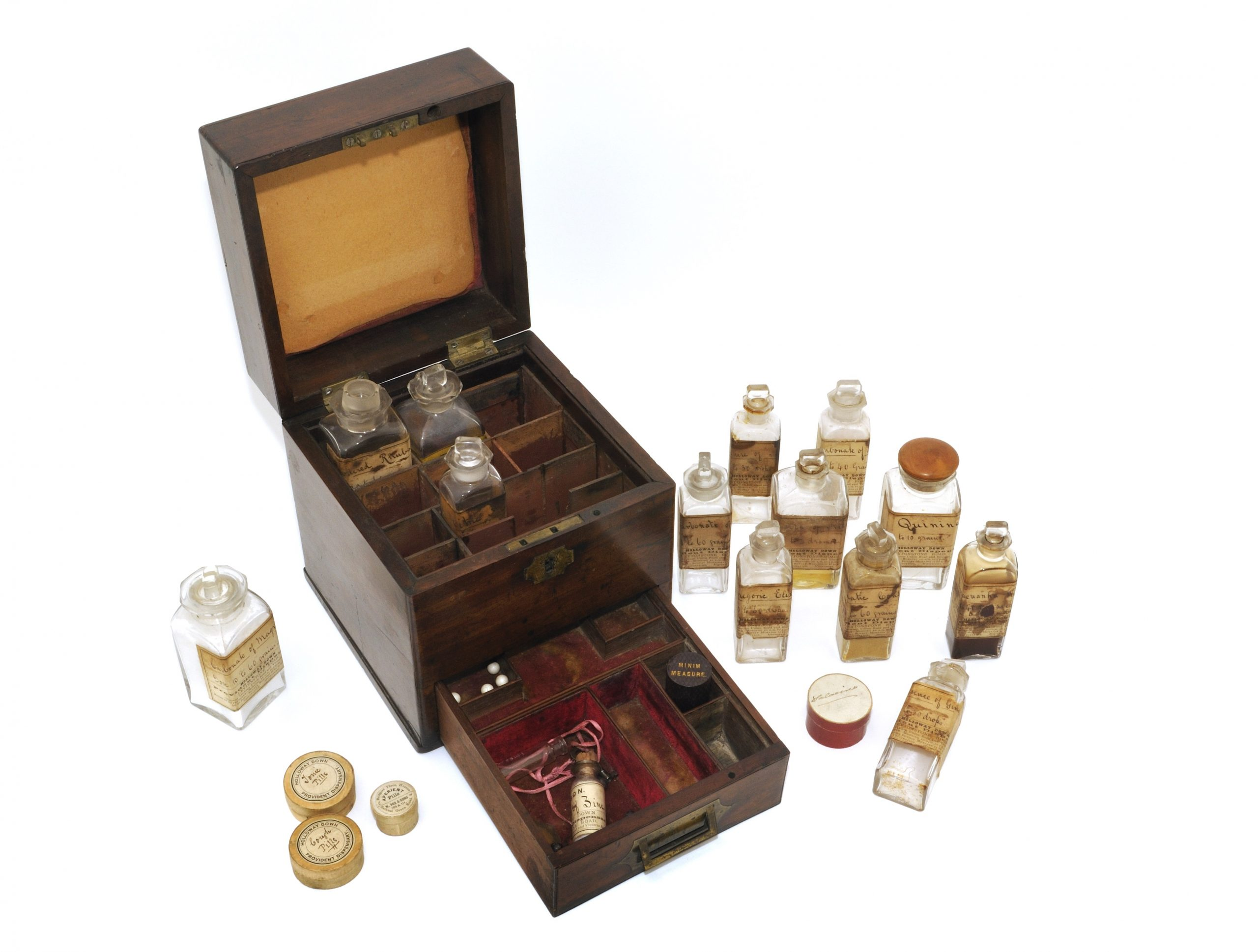 Florence Nightingale's Medicine Chest