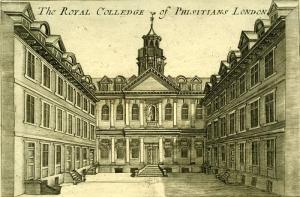 Royal College of Physicians, Warwick Lane