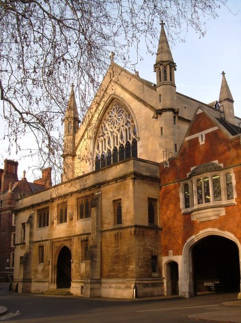 Lincoln's Inn Church