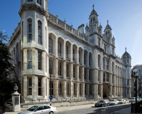Maughan Library, KCL, previously the Public Records Office