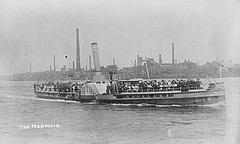 'Mermaid', of the Thames Steamboat Company