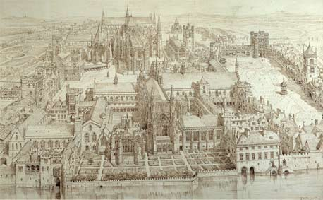 Westminster Palace and Abbey