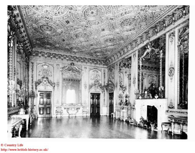 Norfolk House, St James's Square, The Ballroom in 1937