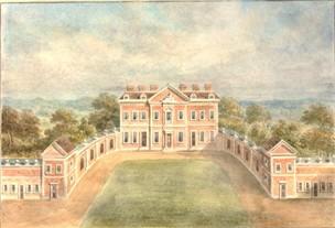 Berkeley House, c.1740