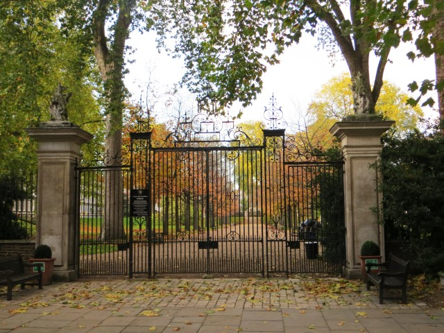 The Gardens, Gray's Inn