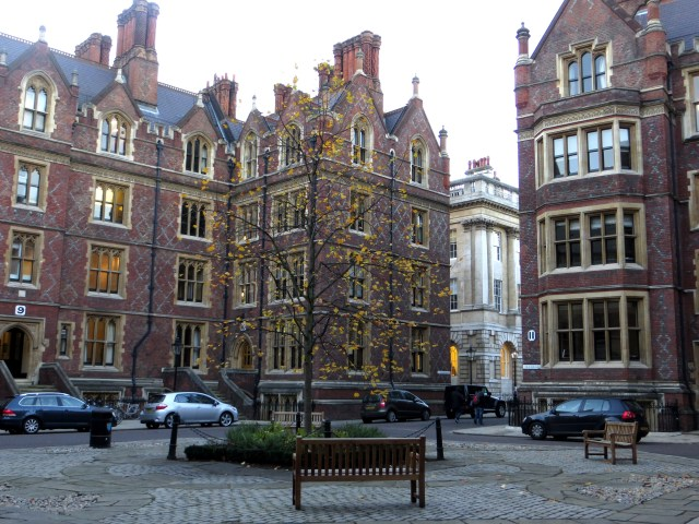Old Square Lincoln's Inn