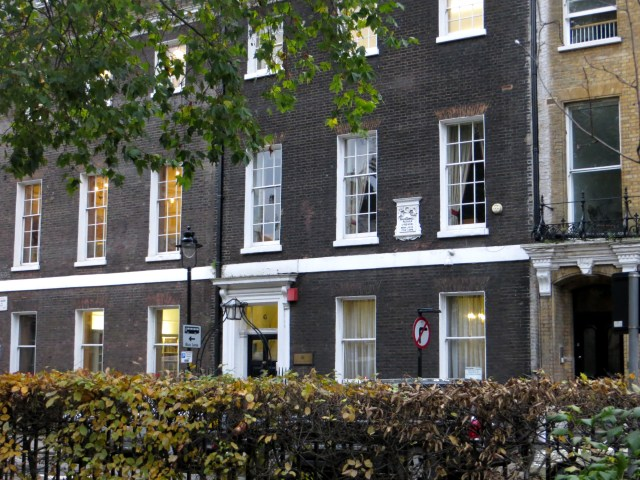 No.6 Bloomsbury Square