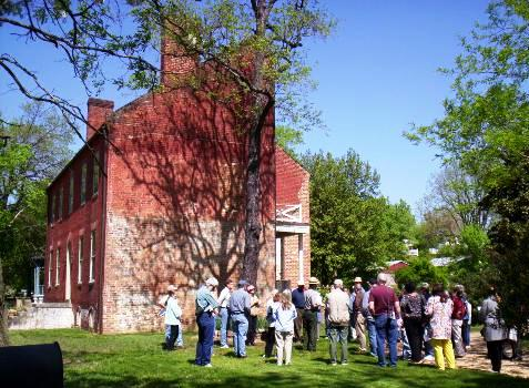 Moncure Conway home, Virginia