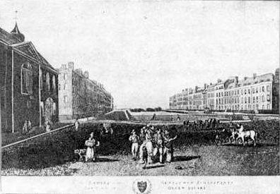Queen Square, 1787