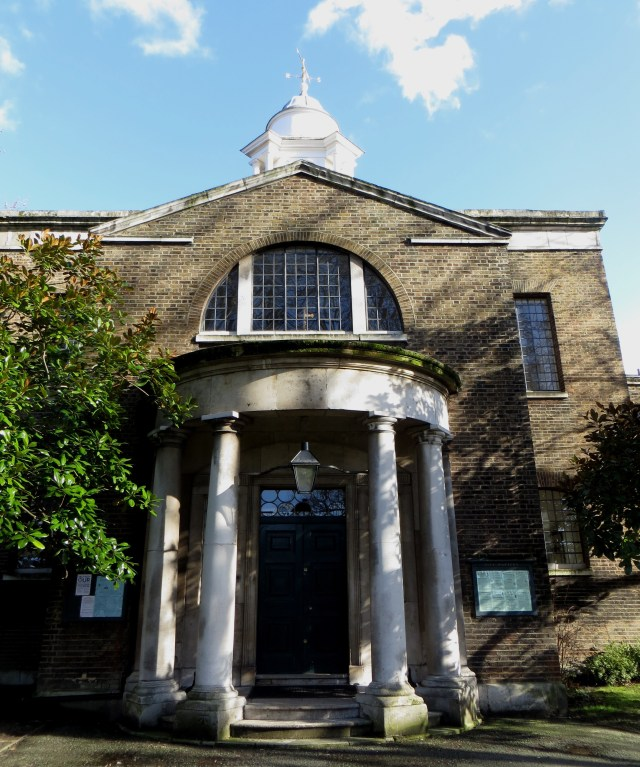 St Mary on Paddington Green