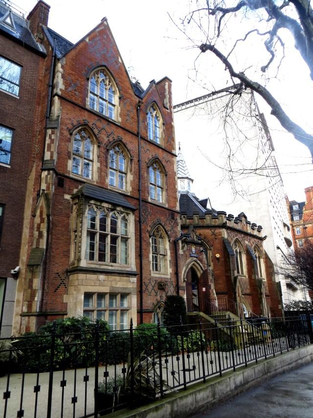 The Philological School, Marylebone Road