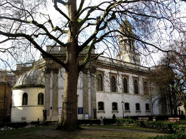 Marylebone Parish Church