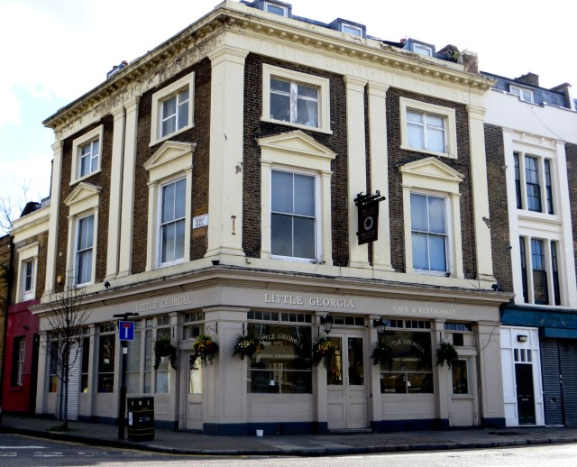 White Conduit House, previously a pub? now a restaurant