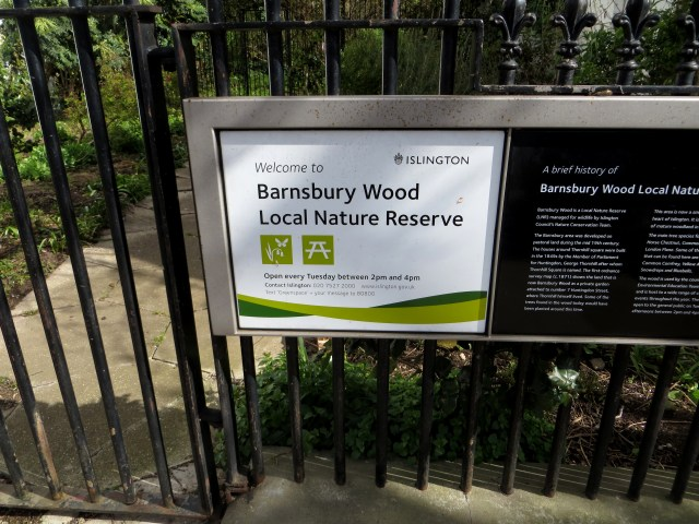 Barnsbury Wood Park
