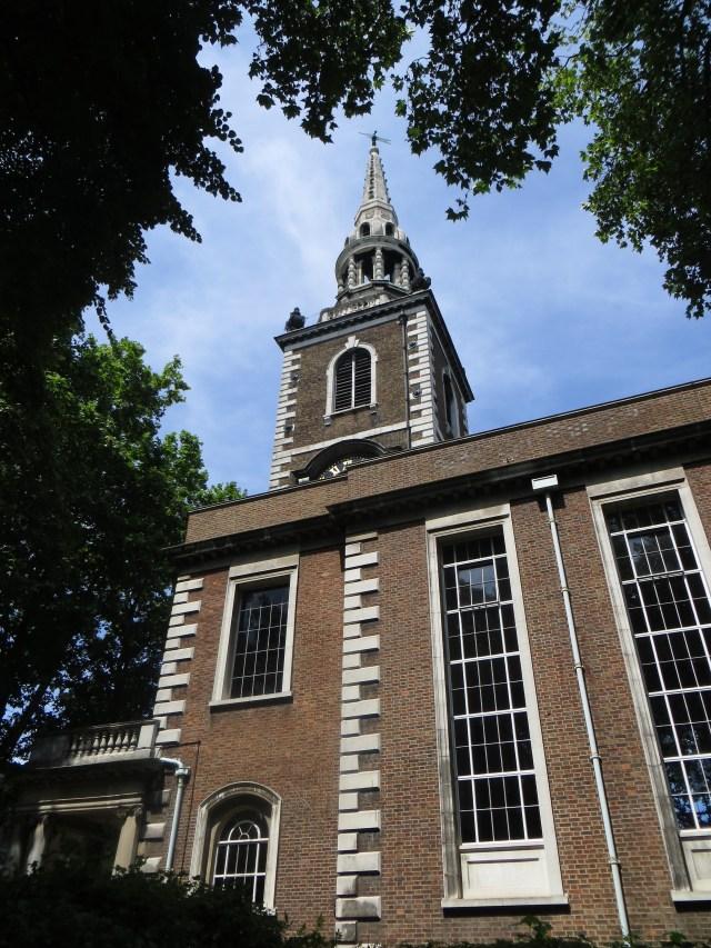 St Mary's Church, Islington