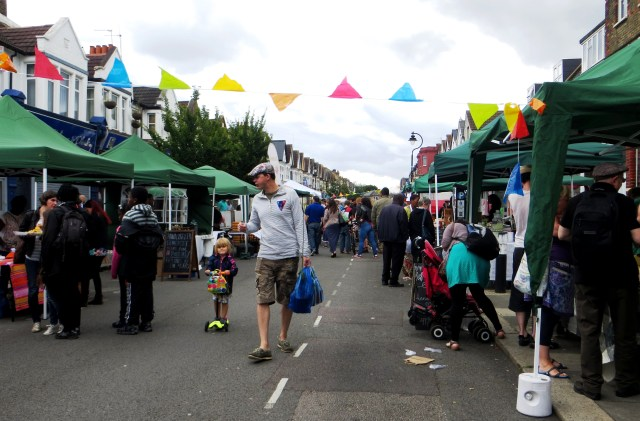 Myddelton Road Market