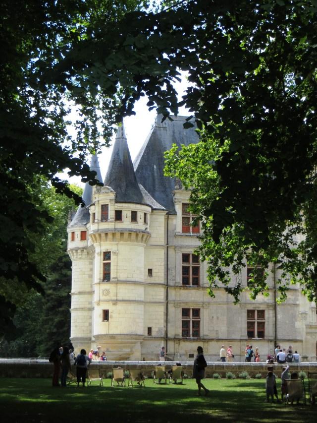 Chateau of Azay le Rideau